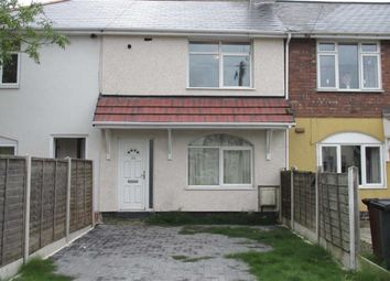 Thumbnail 2 bedroom terraced house to rent in Simpson Road, Wolverhampton