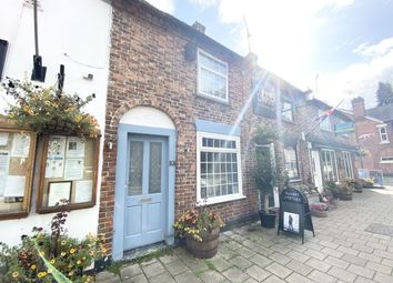 Thumbnail 2 bed terraced house for sale in Shropshire Street, Audlem, Crewe