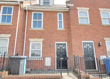 Thumbnail 3 bedroom town house to rent in Carrow Road, Norwich