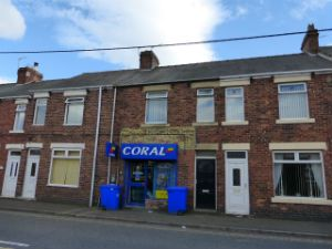 Thumbnail 1 bed flat to rent in North View Craghead, Stanley