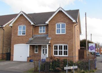 Thumbnail 4 bed detached house for sale in Morano Drive, Wigan