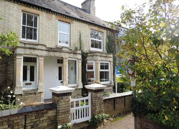 Thumbnail 3 bed terraced house to rent in The Green, Harrold, Bedford
