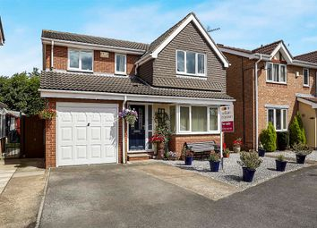 Thumbnail 4 bed detached house for sale in Celandine Close, Hull