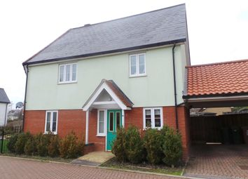 Thumbnail 2 bed terraced house to rent in Sanderling Way, Stowmarket