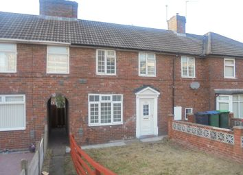 Thumbnail 3 bed terraced house to rent in All Saints Way, West Bromwich