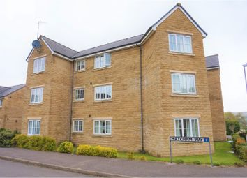 Thumbnail 2 bed flat for sale in Matcham Way, Buxton