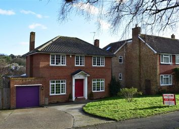 Thumbnail 3 bedroom detached house for sale in Gillsmans Park, St Leonards-On-Sea, East Sussex
