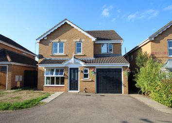 Thumbnail 4 bed detached house for sale in Kingshill Drive, Deanshanger, Milton Keynes