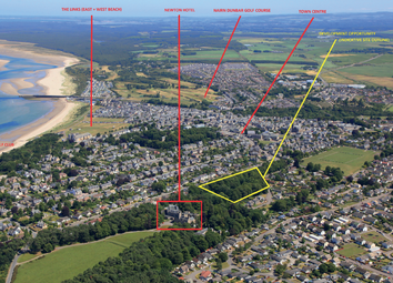 Thumbnail Land for sale in Residential Development Opportunity, Newton Gate, Nairn