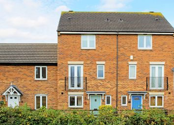 Thumbnail 4 bed town house for sale in The Copse, St.Georges, Weston-Super-Mare