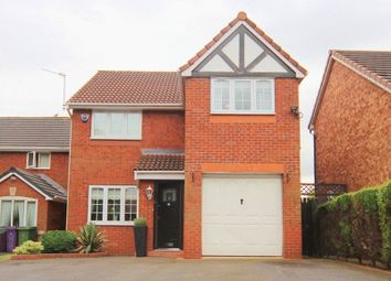 Thumbnail 3 bed detached house for sale in Swan Crescent, Wavertree, Liverpool