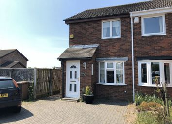 Thumbnail 2 bed semi-detached house to rent in Bishopdale, Wallsend