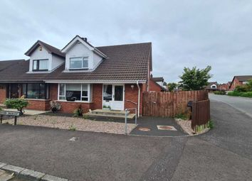 Thumbnail 3 bed semi-detached house for sale in Glenview Crescent, Newtownabbey