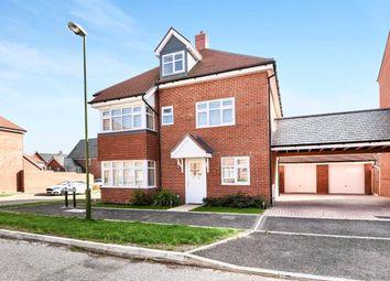 Thumbnail 5 bed detached house for sale in Ellis Road, Broadbridge Heath, Horsham, West Sussex