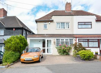 Thumbnail 3 bed semi-detached house for sale in Kenilworth Road, Oldbury