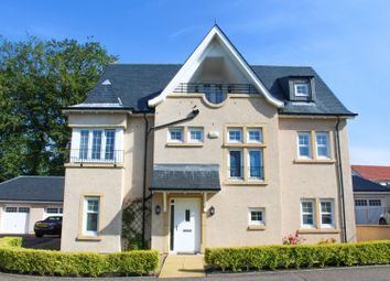 Thumbnail 5 bed detached house for sale in Curlew Court, Glasgow