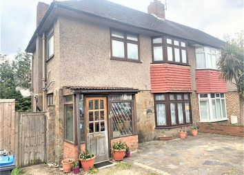 Thumbnail 2 bed semi-detached house to rent in Garth Road, Lower Morden, Morden