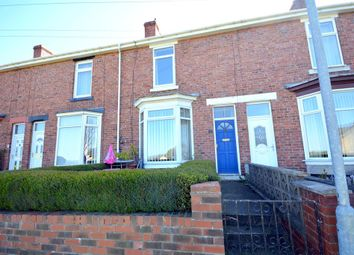Thumbnail 2 bed terraced house for sale in Croft Terrace, Coundon, Bishop Auckland