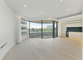 Thumbnail 1 bed flat for sale in Tower One, The Corniche, Albert Embankment, London