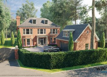 Thumbnail 7 bedroom detached house for sale in Monks Walk, Ascot