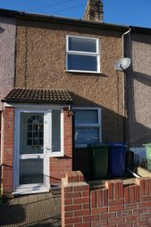 Thumbnail 3 bed terraced house to rent in Richmond Road, Grays