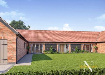 Thumbnail 4 bed bungalow for sale in Field View Gardens, Ranskill, Retford, Nottinghamshire