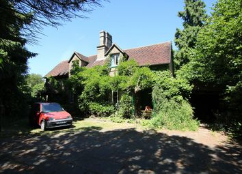 Thumbnail 4 bed detached house for sale in Grinstead Lane, Little Hallingbury, Bishop's Stortford