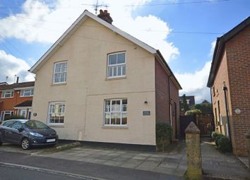 Thumbnail 3 bed semi-detached house for sale in Glen Road, Grayshott, Hindhead