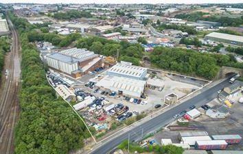 Thumbnail Light industrial for sale in Units 1-5 Hammerton Street, Bradford