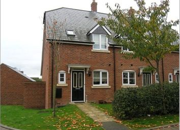 Thumbnail 2 bed end terrace house to rent in Fairways, Kennington, Oxford