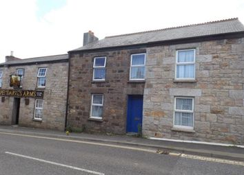 Thumbnail 3 bed terraced house for sale in Camborne, Cornwall