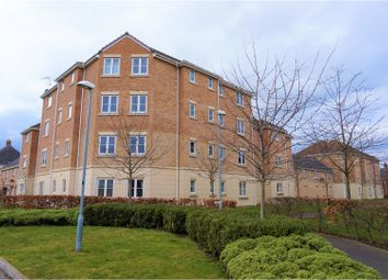 Thumbnail 2 bed flat for sale in 6 Endeavour Road, Swindon