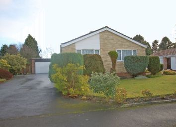 Thumbnail 3 bed detached bungalow for sale in Longmeadows, Ponteland, Newcastle Upon Tyne