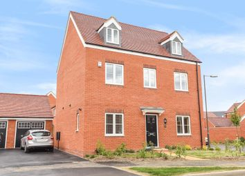 Thumbnail 5 bed detached house for sale in Collington Road, Aylesbury