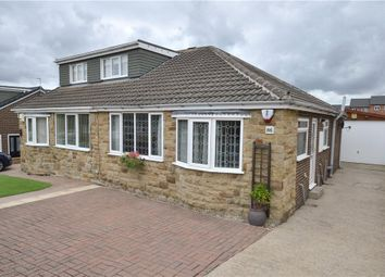 Thumbnail 2 bed semi-detached bungalow for sale in Hollin Drive, Durkar, Wakefield, West Yorkshire