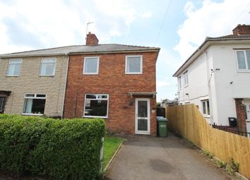Thumbnail 3 bed semi-detached house for sale in Northfield Way, Retford