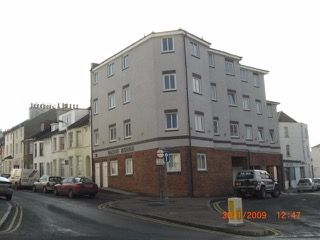 Thumbnail 1 bed flat for sale in Harvey Street, Folkestone, Kent