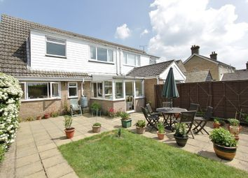 Thumbnail 2 bedroom semi-detached house for sale in Middle Watch, Swavesey, Cambridge