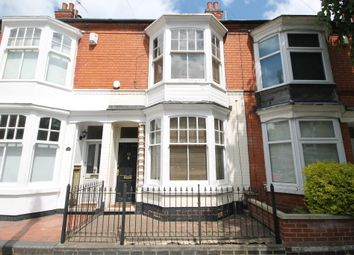Thumbnail 2 bedroom terraced house for sale in Eastleigh Road, West End, Leicester
