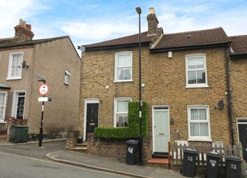 Thumbnail 2 bed terraced house to rent in Harrisons Rise, Croydon, Surrey