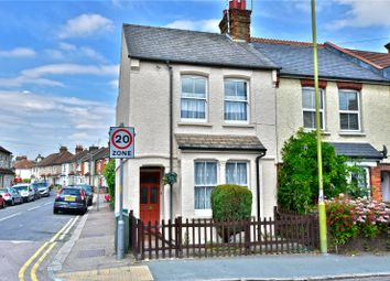 Thumbnail 2 bed end terrace house for sale in Balmoral Road, Watford, Hertfordshire