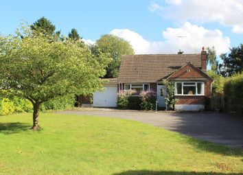 Thumbnail 2 bedroom detached bungalow for sale in Winchester Road, Ropley, Alresford