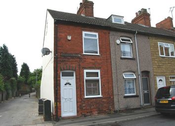 Thumbnail 2 bedroom end terrace house to rent in Sherwood Road, Sutton-In-Ashfield
