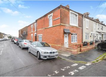 Thumbnail 3 bed semi-detached house to rent in Shaftesbury Road, Gosport