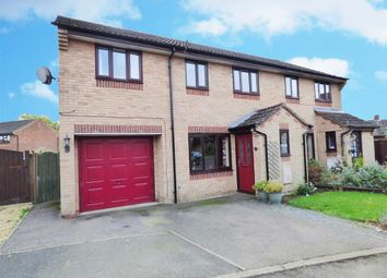 Thumbnail 4 bed semi-detached house for sale in Beech Drive, Woodford Halse, Daventry