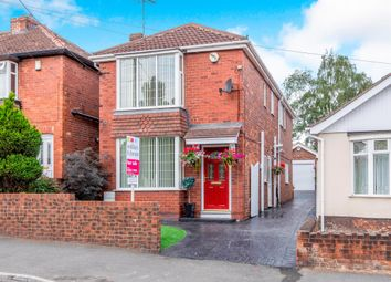 Thumbnail 4 bed detached house for sale in Grosvenor Road, Bircotes, Doncaster