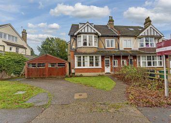 6 bed semi-detached house for sale in De Burgh Park, Banstead SM7