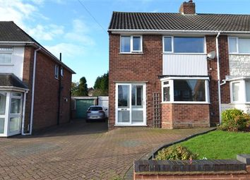 Thumbnail 3 bed semi-detached house for sale in Romney Way, Great Barr, Birmingham