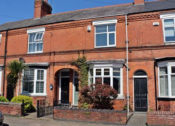 Thumbnail 2 bed terraced house for sale in Stanley Road, Earlsdon, Coventry