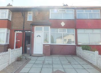 Thumbnail 2 bed terraced house for sale in Longton Lane, Rainhill, Prescot